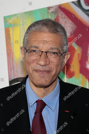 Stock Photo of Lionel Zinsou Pdt of Southbridge, ancien premier Ministre of Benin