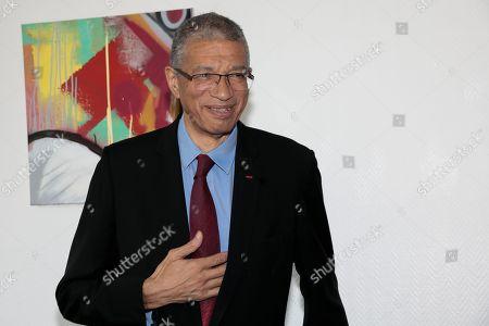 Lionel Zinsou Pdt of Southbridge, ancien premier Ministre of Benin