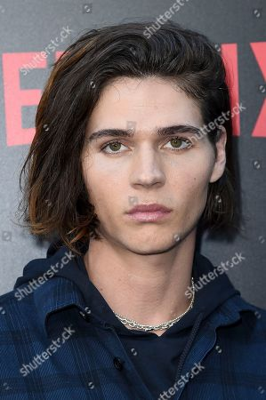"""Will Peltz attends the LA Premiere of """"Sierra Burgess is a Loser"""" at ArcLight Hollywood, in Los Angeles"""
