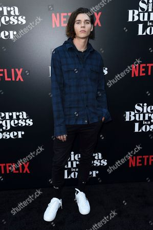 Editorial picture of Netflix's 'Sierra Bugess Is a Loser' film premiere, Los Angeles, USA - 30 Aug 2018