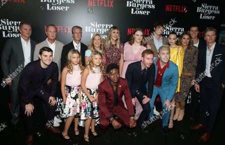 Editorial image of 'Sierra Burgess Is a Loser' film premiere, Los Angeles, USA - 30 Aug 2018