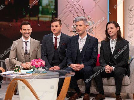 Collabro - Michael Auger, Matt Pagan, Jamie Lambert, Thomas Redgrave