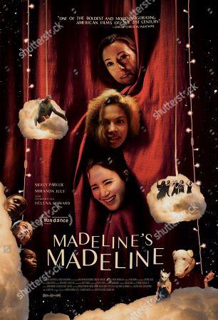 Madeline's Madeline (2018) Poster Art   Miranda July as Regina, Helena Howard as Madeline, Molly Parker as Evangeline
