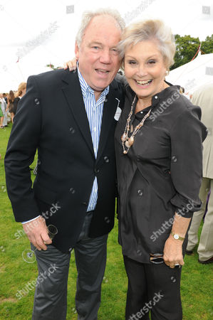 Peter Sissons and Angela Rippon