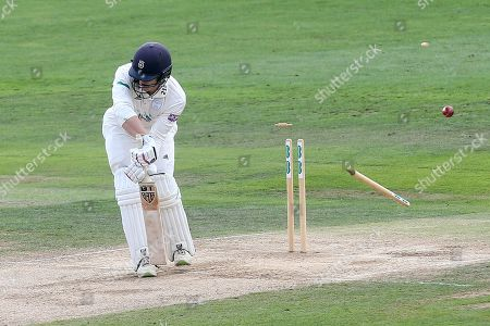 Editorial image of Essex CCC vs Hampshire CCC, Specsavers County Championship Division 1, Cricket, The Cloudfm County Ground, Chelmsford, Essex, United Kingdom - 31 Aug 2018