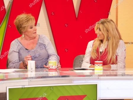Stock Image of Mary Byrne, Stacey Solomon