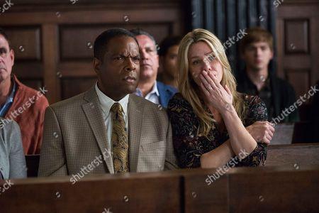 Joseph C. Philips as Mr. Davis, Andrea Roth as Noelle Davis