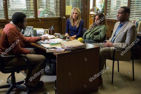 Derek Luke as Kevin Porter, Andrea Roth as Noelle Davis, Alisha Boe as Jessica Davis, Joseph C. Philips as Mr. Davis