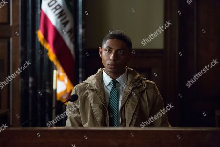 Steven Silver as Marcus Cole