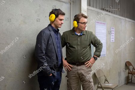 Tom Everett Scott as Mr. Down, Mark Ross Pellegrino as Deputy Standall