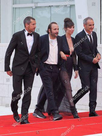 Guillaume Canet, Vincent Macaigne, Nora Hamzawi, Olivier Assayas