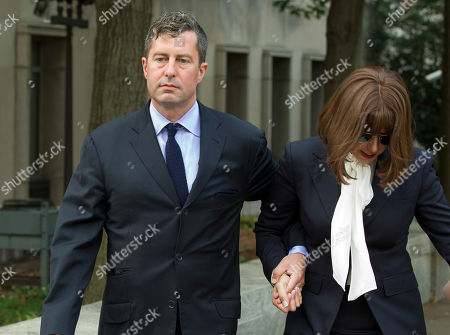 Editorial picture of Lobbyist Charged, Washington, USA - 31 Aug 2018