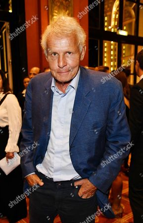 Patrick Poivre d Arvor attends the Opening Ceremony Dinner of the 44th Deauville American Film Festival