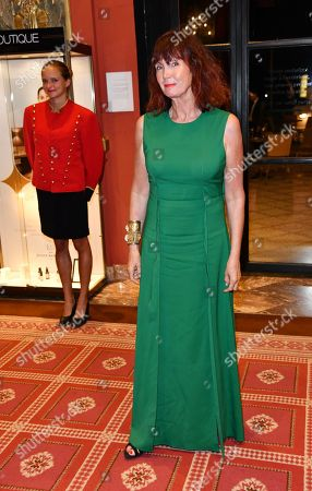 Sabine Azema attends the Opening Ceremony Dinner of the 44th Deauville American Film Festival