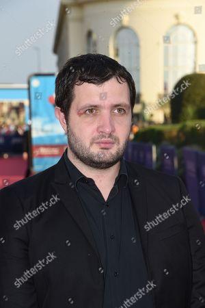 Stock Image of Karim Leklou