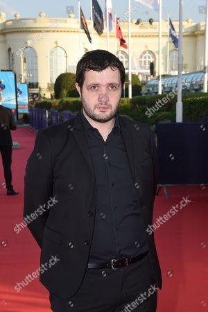 Stock Picture of Karim Leklou