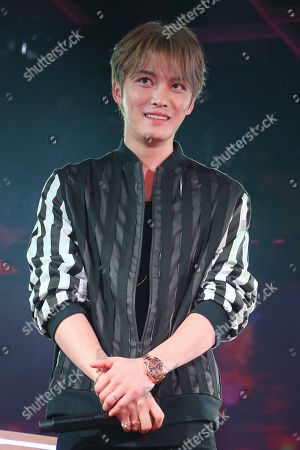 Stock Image of Kim Jae Joong