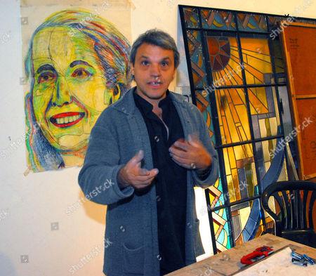 Stock Photo of Hector Chianetta