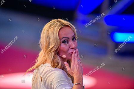 Cora Schumacher beim Finale der 6. Staffel of Promi Big Brother auf dem MMC-Gelände in Köln  / 310818 *** / Start of German TV Show Promi Big Brother, Cologne, Germany - 31 Aug 2018*** ..Sascha Schuermann