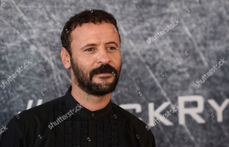 "Editorial photo of LA Premiere of ""Tom Clancy's Jack Ryan"", Los Angeles, USA - 31 Aug 2018"