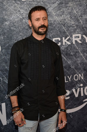 "Editorial image of LA Premiere of ""Tom Clancy's Jack Ryan"", Los Angeles, USA - 31 Aug 2018"