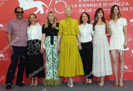 Editorial image of 75th Venice International Film Festival, Italy - 01 Sep 2018