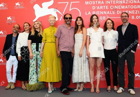 Editorial photo of 75th Venice International Film Festival, Italy - 01 Sep 2018