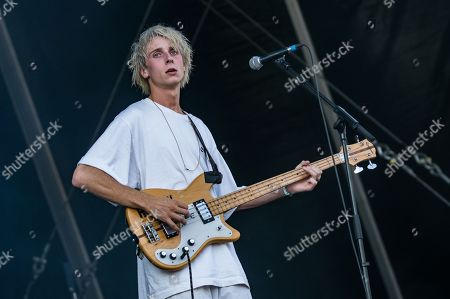 Editorial picture of Bingley Music Live Festival, Myrtle Park, UK - 01 Sep 2018