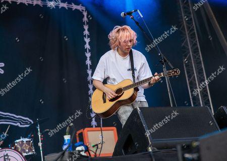 Editorial photo of Bingley Music Live Festival, Myrtle Park, UK - 01 Sep 2018