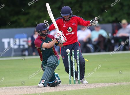 Editorial picture of Cricket Ireland Clear Currency Irish Senior Cup Final, Stormont, Belfast  - 01 Sep 2018