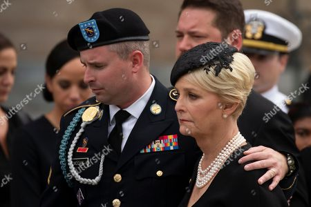 Editorial picture of Funeral of John McCain, Washington DC, USA - 01 Sep 2018
