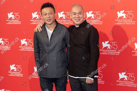 Lee Kang-sheng and Tsai Ming-liang
