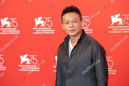 Editorial image of 'Ni De Lian' photocall, 75th Venice International Film Festival, Italy - 01 Sep 2018
