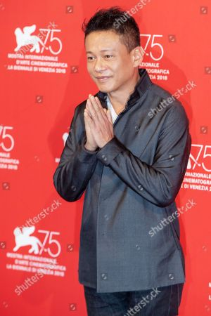 Editorial photo of 'Ni De Lian' photocall, 75th Venice International Film Festival, Italy - 01 Sep 2018