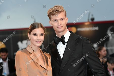 Nina Schwichtenberg and Patrick Kahlo