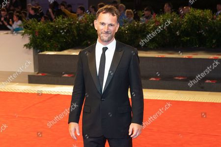 Editorial picture of 'Freres Ennemis' premiere, 75th Venice International Film Festival, Italy - 01 Sep 2018