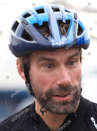 Editorial picture of Bart's Bash charity cycle ride, Portland, Dorset, UK - 02 Sep 2018