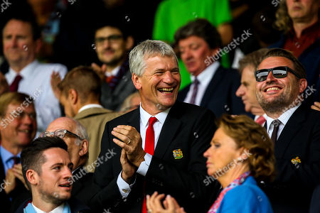 Manchester United Director David Gill
