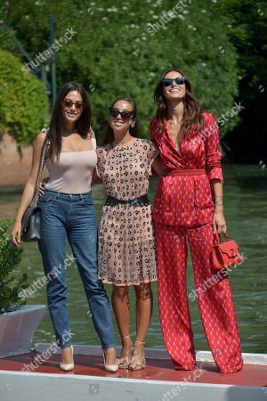 Giulia Valentina, Tess Masazza, Paola Turani