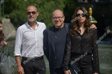Ricky Tognazzi, Carlo Verdone, Ilenia Pastorelli