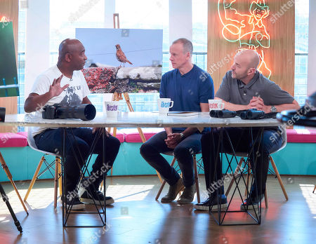Editorial picture of 'Sunday Brunch' TV show, London, UK - 02 Sep 2018