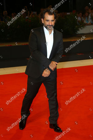 Editorial image of Film Festival 2018 La Quietud Red Carpet, Venice, Italy - 02 Sep 2018