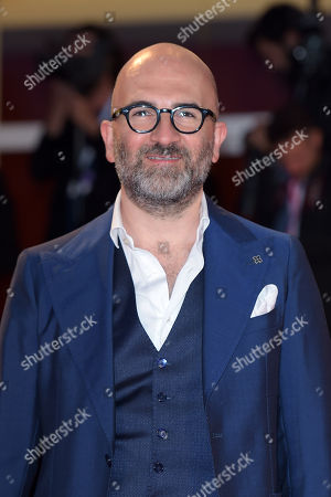 Editorial image of Kineo Awards, Arrivals, 75th Venice International Film Festival, Italy - 02 Sep 2018
