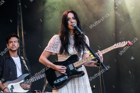 Stock Picture of Nerina Pallot