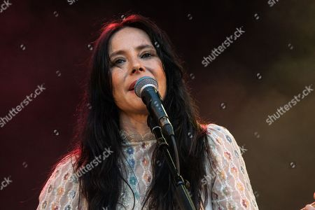 Stock Image of Nerina Pallot