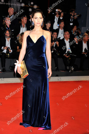 Editorial picture of Kineo Awards, Arrivals, 75th Venice International Film Festival, Italy - 02 Sep 2018