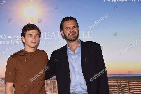 Editorial photo of 'Friday's Child' photocall, 44th Deauville American Film Festival, France - 01 Sep 2018