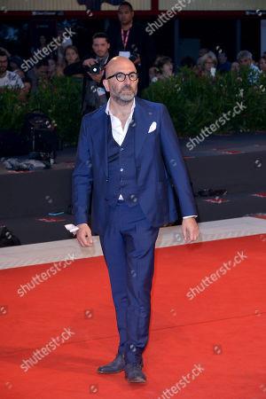 Editorial photo of Kineo Awards, Arrivals, 75th Venice International Film Festival, Italy - 02 Sep 2018
