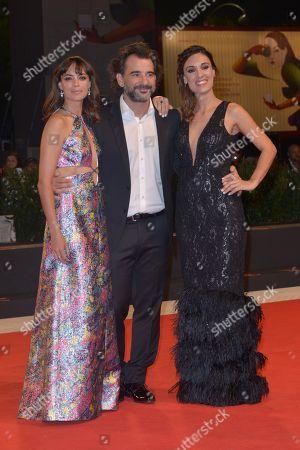Stock Photo of Pablo Trapero, Berenice Bejo, Martina Gusman