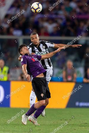 William Troost-Ekong (Udinese)  Giovanni Pablo Simeone Baldini (Fiorentina)